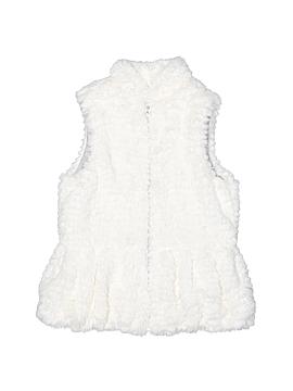 Splendid Faux Fur Vest Size 5 - 6