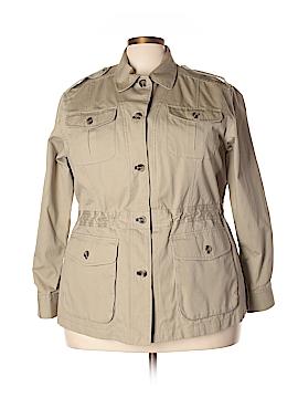 Travelsmith Jacket Size 2X (Plus)