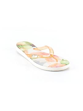 Aerin Flip Flops Size 5
