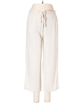 Sag Harbor Linen Pants Size 8