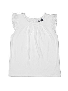 Gap Short Sleeve Top Size 12