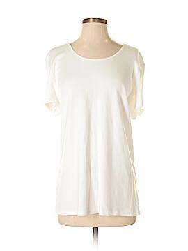 Basic Editions Short Sleeve Top Size XXL (Plus)