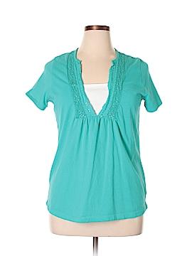Essentials Short Sleeve Top Size 0X (Plus)