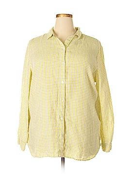 J.jill Long Sleeve Button-Down Shirt Size XL (Tall)