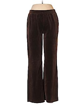 Lauren by Ralph Lauren Velour Pants Size S (Petite)