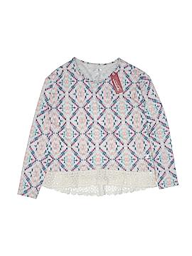 Arizona Jean Company Long Sleeve Top Size 10 - 12