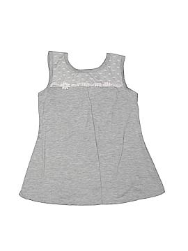 Lily Bleu Sleeveless Top Size 6