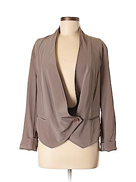 Hinge Silk Blazer Size M