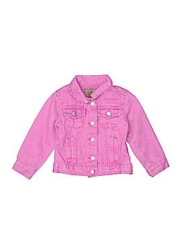 Levi's Denim Jacket Size 2T