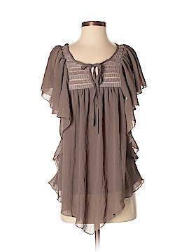 Lola Short Sleeve Blouse Size S