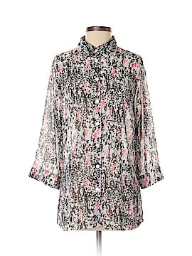 BonWorth 3/4 Sleeve Blouse Size S