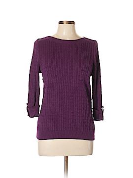 Karen Scott Pullover Sweater Size L
