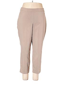 Cynthia Rowley for T.J. Maxx Khakis Size 20 (Plus)
