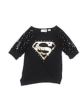Super Girl Sweatshirt Size M (Youth)