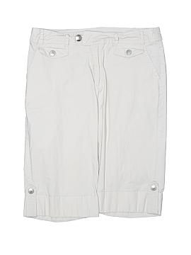 Lulu-B Khaki Shorts Size 8
