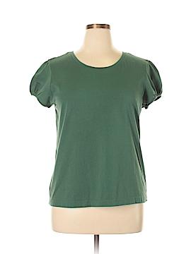 Van Heusen Short Sleeve Top Size XL (Plus)