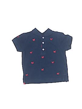 Little Me Short Sleeve Polo Size 24 mo