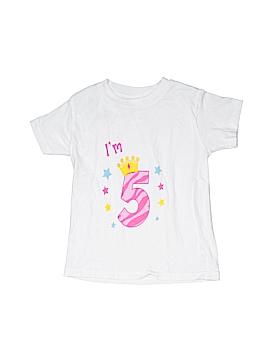 Bella Short Sleeve T-Shirt Size 4T
