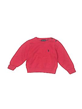 Ralph Lauren Pullover Sweater Size 12-24 mo