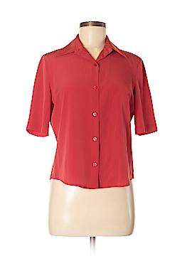 Jones Wear Short Sleeve Blouse Size 6