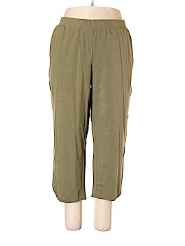 D&Co. Casual Pants Size 2X (Plus)