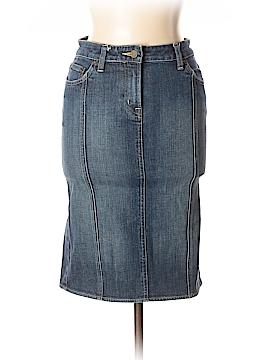 Karen Millen Denim Skirt Size 4