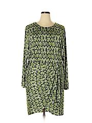 T-Bags Los Angeles Women Casual Dress Size 2X (Plus)