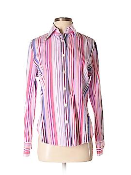 ETRO Long Sleeve Button-Down Shirt Size 44 (IT)