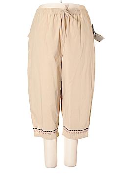 Jane Ashley Casual Pants Size 2X (Plus)