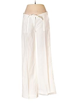 Planet Gold Linen Pants Size S