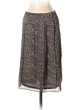 INC International Concepts Silk Skirt Size S