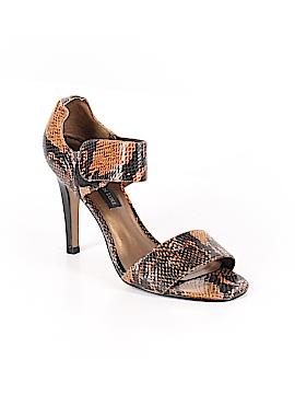 Steve Madden Luxe Heels Size 9