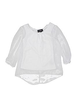 Iz Byer 3/4 Sleeve Blouse Size 7 - 8
