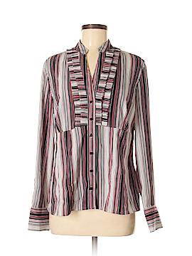 Covington Long Sleeve Blouse Size L