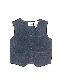 F.A.O Schwarz Tuxedo Vest Size 6 mo