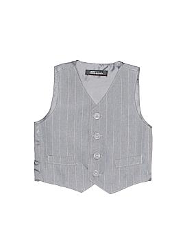 F.A.O Schwarz Tuxedo Vest Size 12 mo