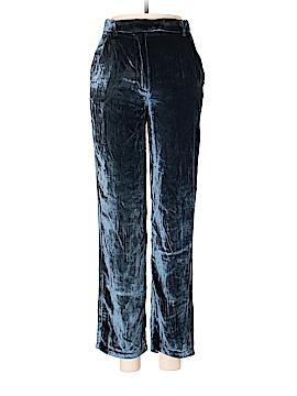 Mango Velour Pants Size 2