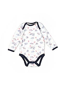 Vitamins Baby Long Sleeve Onesie Size 6 mo