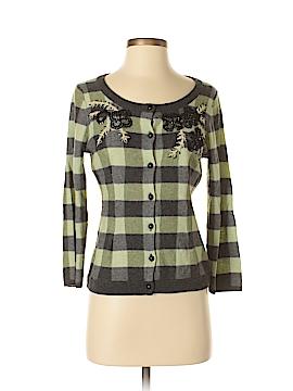 Karen Nicol Wool Cardigan Size S
