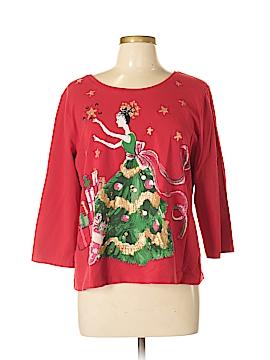 Ruby Rd. 3/4 Sleeve T-Shirt Size XL