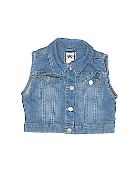 Gymboree Denim Vest Size 7 - 8