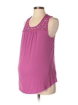 Liz Lange Maternity Sleeveless Top Size S (Maternity)