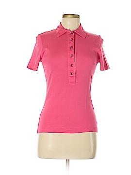 Tory Burch Short Sleeve Polo Size S