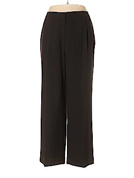 Jones New York Wool Pants Size 18 (Plus)