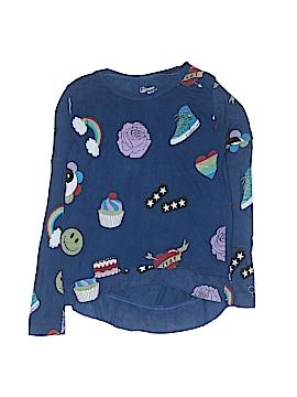 Flowers By Zoe Long Sleeve T-Shirt Size 6X
