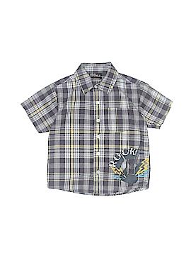 Airwalk Short Sleeve Button-Down Shirt Size 3T