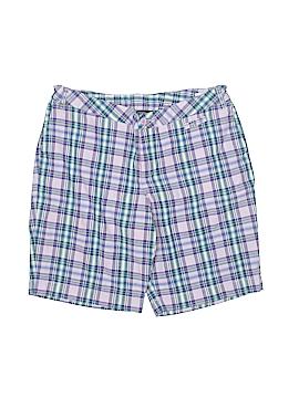 Lands' End Khaki Shorts Size 14 (Plus)