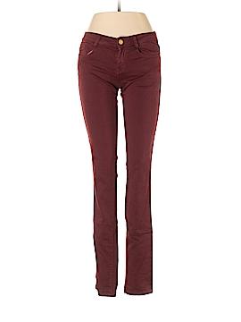 Zara TRF Jeans Size 4