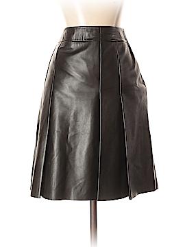 Anne Klein Leather Skirt Size 6