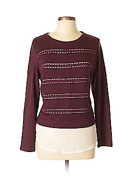 Maison Jules Long Sleeve Top Size XL